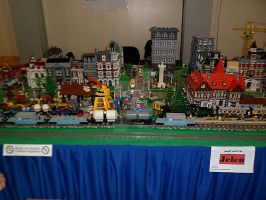 Lego City 3 by V-kony