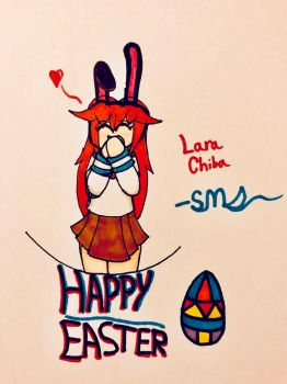 HAPPY EASTER ^^! by SonicMiner101