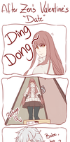 [Mini-comic] After Zen's Valentine's Date by C-Chesle