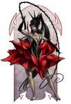 Scarlet Rose by QueenGwenevere