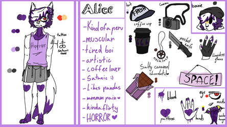 Alice reference by alice765