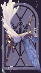 3 of Swords by noa-ikeda