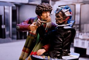 Forty of the Fourth #5: Genesis of the Daleks by Batced