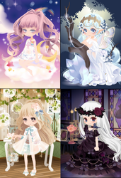 (Closed) Free Selfy Adopts! [Batch 4] by AndIShatter