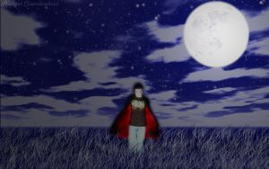 Alone at Night by m-charalambous