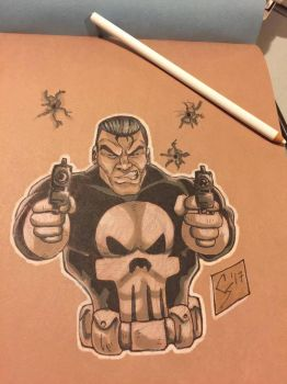 The Punisher by chadder96