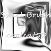 Swirl Brushes Pack - GIMP by coolcat50