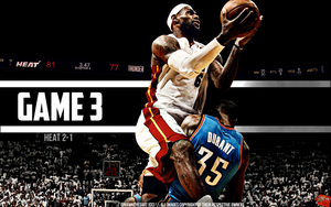 NBA Finals: Game 3 by TheHawkeyeStudio