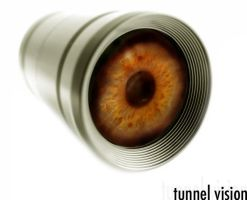 Tunnel Vision by Chumpit