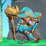 Plink and Squeek by Du1l
