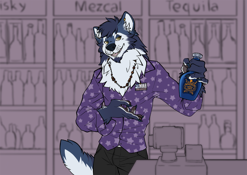 Liquor store - WIP by kevintheradioguy