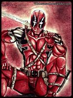 Deadpool: The Merc with the Mouth by XxLevanaxX