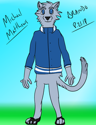 Michael's Casual Outfit! (Plus Shout-Outs) by brandofrangipani