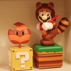 Tanooki Mario By First4figures by aoao2