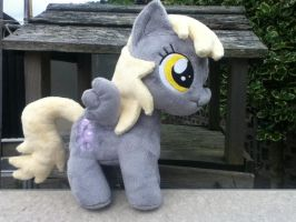 filly Derpy Plushie by Pinkamoone