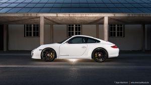 Porsche 911 Carrera GTS Side by AmericanMuscle