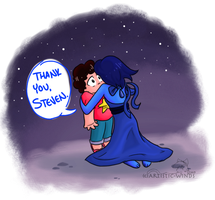 Thank You Steven.. by Artistic-Winds