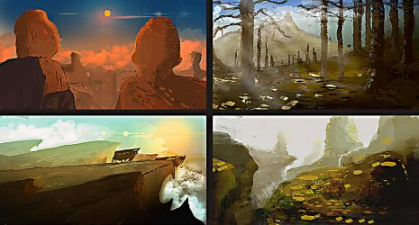 BIOMES by jamescampbell11