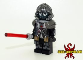Tulak Hord LEGO Minifig by Saber-Scorpion