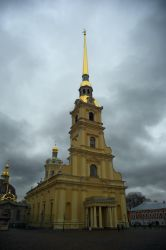 Peter and Paul Cathedral by Koobassoff