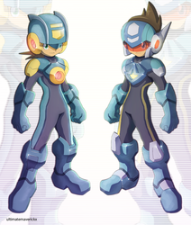 Megaman.EXE and Starforce (UMX version) by ultimatemaverickx