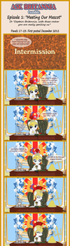 Ask Britannia: Episode 1 (Panels 17-23) by AskBritanniaMLP