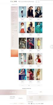 FASH AFFAIR - product listing page by webdesigner1921