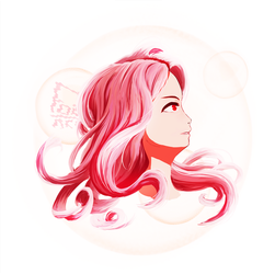 Red Hair by For3Art