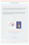 Pastel Pride Journal CSS v. 1.1 by Xenonia