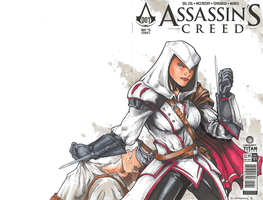 Assassins Creed Cover 2016 by DKHindelang