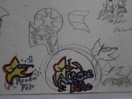 acadian festival logo design by MissCreepers