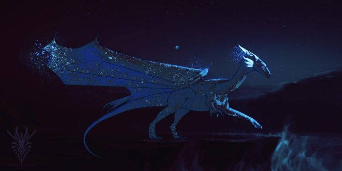 Star Dragon by diogenes