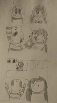 on a road trip (comic short collab) by PhantomPlanter
