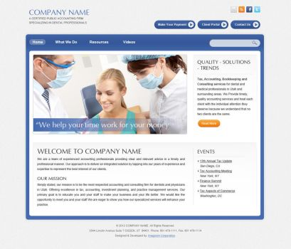 Layout for Accounting Firm by harkalopchan