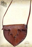 Leather bag 03-1 by Eternal-designs-com