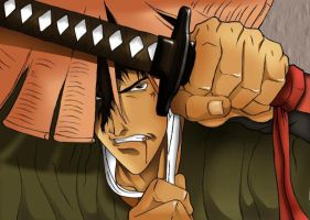 Jubei - Ninja Scroll by Dark-Rikimaru