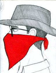 Red Bandanna by ValeriusMaximus