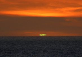 Green flash by schaafflo