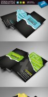 Design world business card by kimi1122