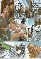 Songes Tome 2 Page 10 Art by TerryDodson