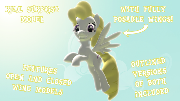 Real Surprise Models [now on workshop] by beastywizard