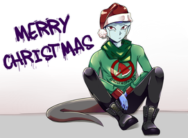 Merry Christmas! by StrawberryCocoa