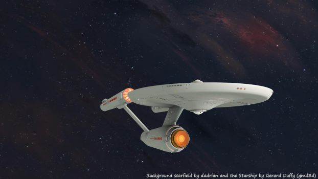 Constitution Revamp Spacesetting by gmd3d