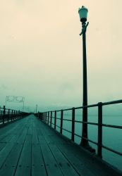 Southend Pier 1 by hakfest-stock