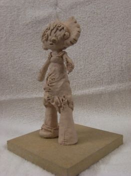 rag doll sculpture 2 by meep-buster