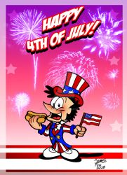 Happy 4th of July 2018 by Jamesf5