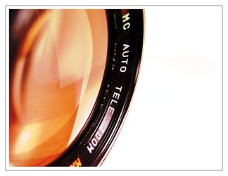Burning Lens by mikm