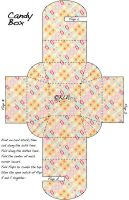 Floral Candy Box Template by kAt-LIkeS-pIE