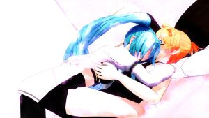 .:Sleeping with you lover:. by Guilmaster12