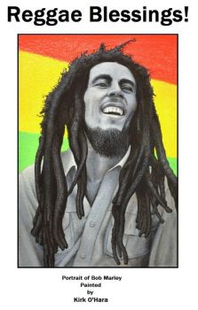 Portrait of Bob Marley by Paintmouth